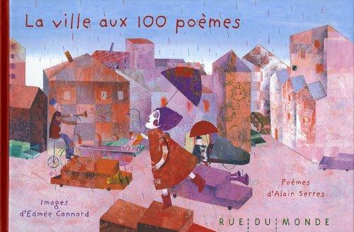 9782915569506: La ville aux cent poemes