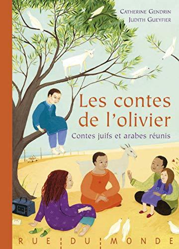 9782915569971: LES CONTES DE L'OLIVIER (LA BIBLIOTHEQUE IMAGEE)