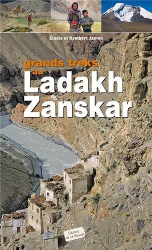 9782915592115: Grands treks au Ladakh-Zanskar