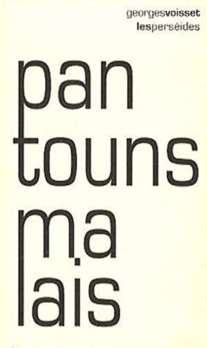 9782915596557: Pantouns malais