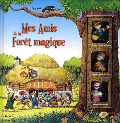 9782915601886: Mes amis de la for�t magique