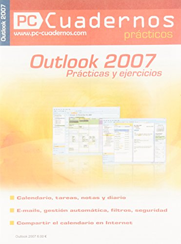 9782915605945: CUAD.PRACT:OUTLOOK 2007.PC CUAD