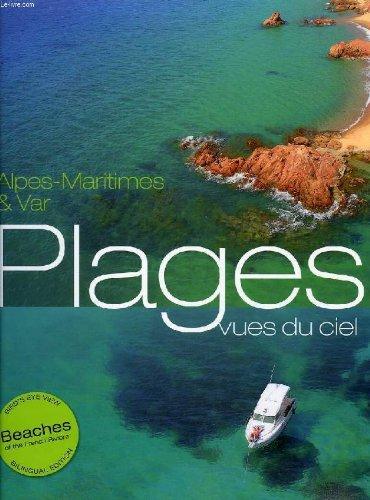 9782915606713: Alpes-maritimes & var, plages vues du ciel