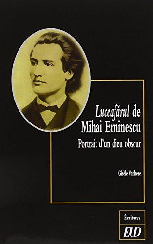 Luceafarul de Mihai Eminescu : Portrait d'un