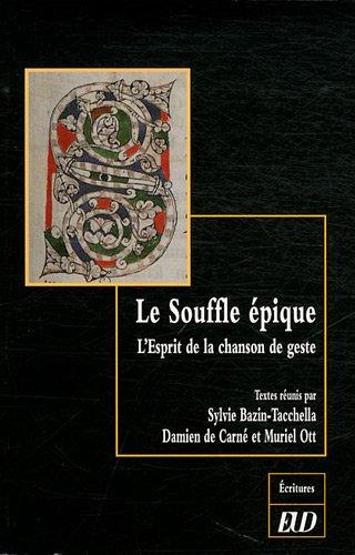 9782915611885: souffle epique