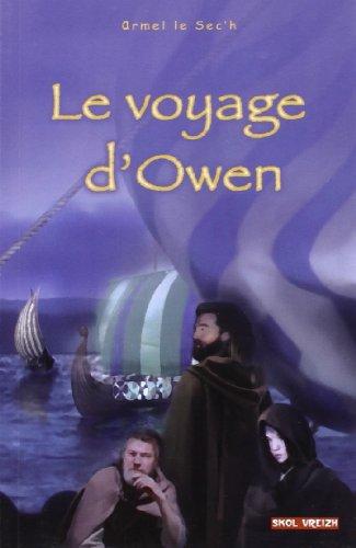 9782915623857: Le voyage d'Owen