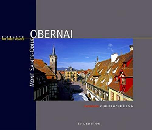 Obernai & le mont Saint-Odile: Hamm, Christophe: