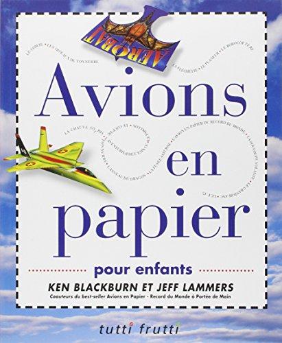 9782915667165: Avions en papier : Pour enfants