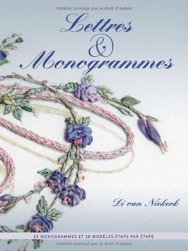 9782915667776: lettres et monogrammes de Di Van Niekerk