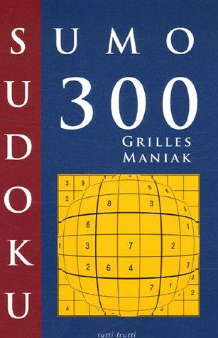 9782915667998: Sumo Sudoku