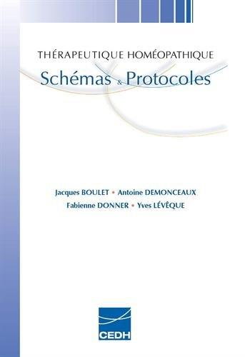 9782915668667: Th�rapeutique hom�opathique : Sch�mas & protocoles