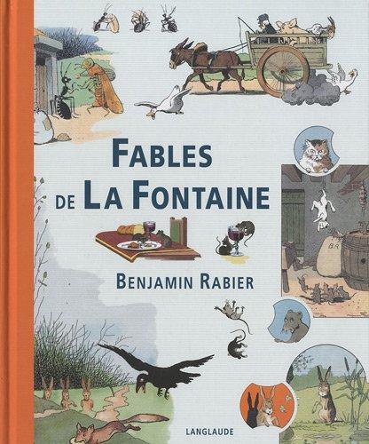 Fables de La Fontaine: Benjamin Rabier