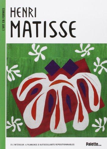 9782915710335: Henri Matisse (L'art en formes)