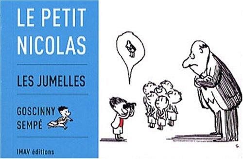 9782915732160: Le Petit Nicolas : Les jumelles