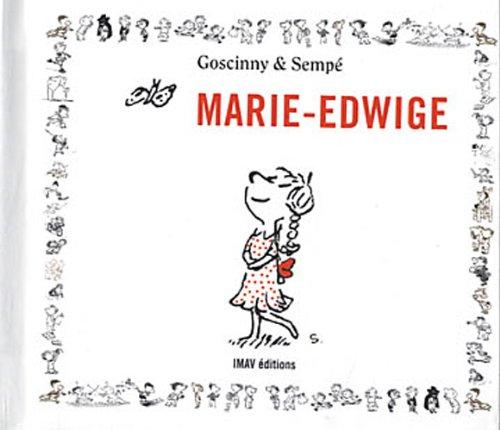 9782915732368: Mini Marie-Edwige [ collection : Les personnages du petit Nicolas ] (French Edition)