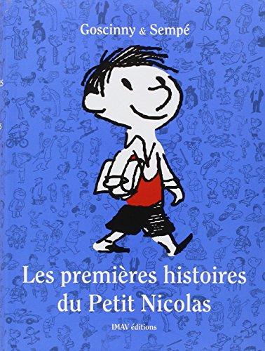 9782915732504: Les premi�res histoires du petit Nicolas