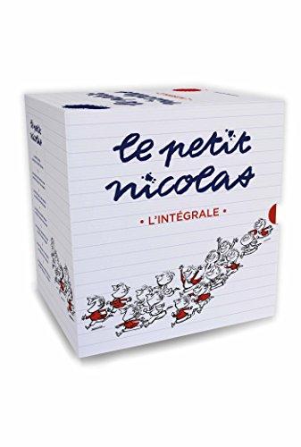 9782915732863: Intégrale Le petit Nicolas : Coffret 7 volumes