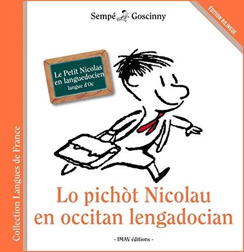 9782915732979: Le petit Nicolas en languedocien