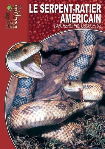 9782915740509: Le Serpent Ratier: Orthiophis Taeniurus
