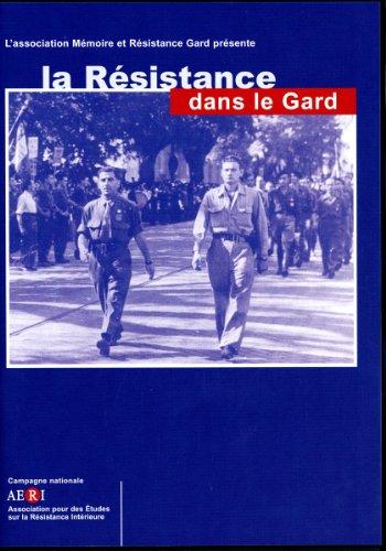 9782915742237: La Resistance Dans le Gard (Cederom)