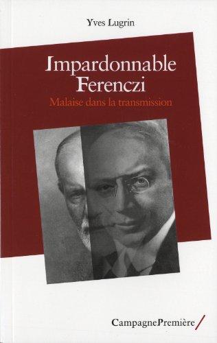 Impardonnable Ferenczi: Lugrin Yves