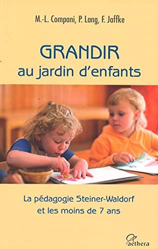 9782915804331: Grandir au Jardin d'Enfants