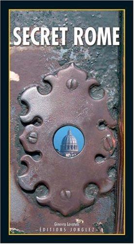 9782915807059: Secret Rome (Editions Jonglez)