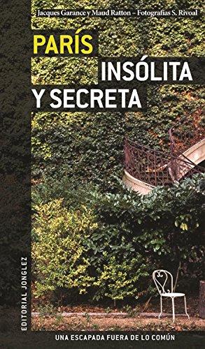 9782915807455: Paris Insolita y Secreta (Spanish Edition)