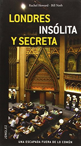 9782915807585: Londres Insolita y Secreta (Spanish Edition)