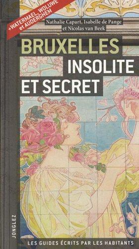 9782915807950: Bruxelles insolite et secret