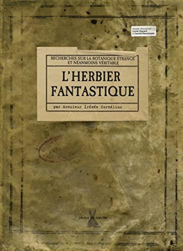 L'herbier fantastique (French Edition)