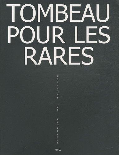 tombeau pour les rares: Nicolas Rozier
