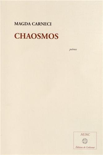 9782915831764: Chaosmos