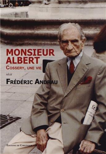 9782915831795: Monsieur albert (DEL.PROSE)