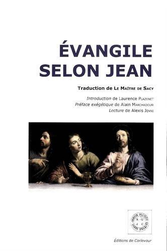 9782915831849: Evangile selon Jean