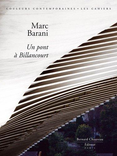 9782915837438: Marc Barani - Un pont à Billancourt