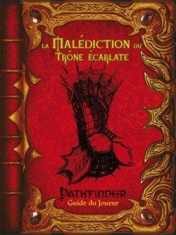 9782915847413: Blackbook Éditions - Pathfinder : Guide du Joueur de La Malédiction du Trône écarlate