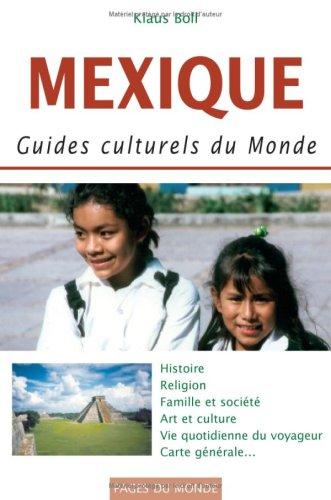 9782915867244: Mexique : Guides culturels du monde