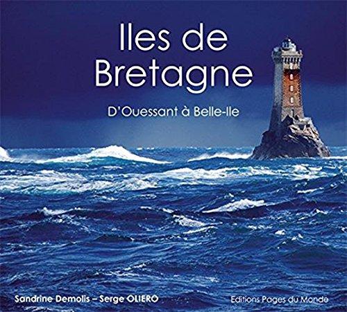 9782915867817: Iles de Bretagne : D'Ouessant à Belle-Ile