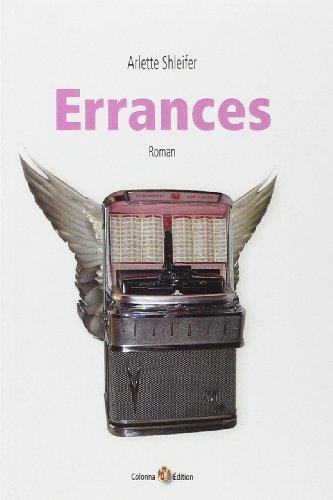 9782915922295: Errances (French Edition)