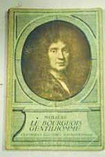 9782915938098: Le Bourgeois Gentilhomme