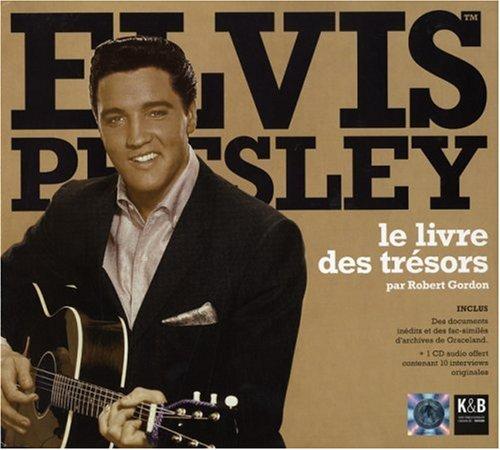 9782915957334: Elvis Presley : Le livre des trésors (1CD audio)