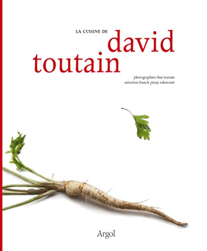 9782915978988: La cuisine de david toutain (Vivres)