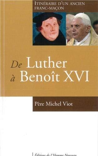9782915988420: De Luther à Beno\^it XVI