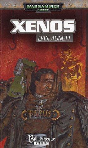 9782915989274: La Trilogie Eisenhorn, Tome 1 : Xenos (Warhammer 40 000)