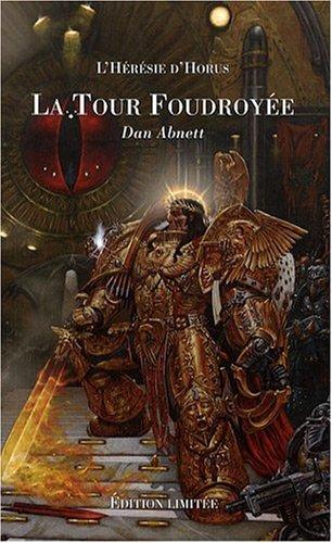 9782915989809: L'H�r�sie d'Horus : La Tour foudroy�e / Le Roi sombre : Edition limit�e