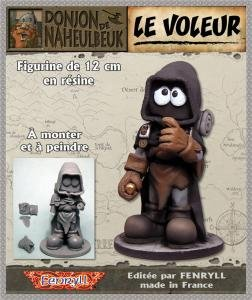 9782915996135: Fenryll- Donjon de Naheulbeuk - Figurine Le Voleur collector