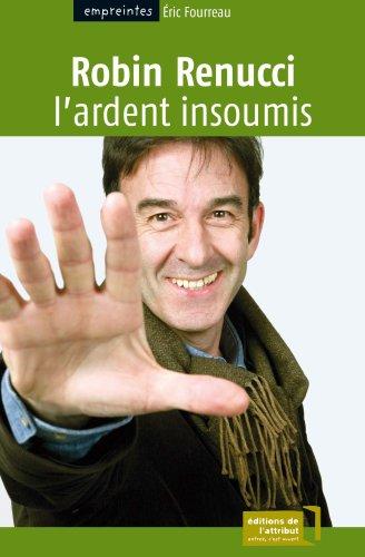 9782916002057: Robin Renucci (French Edition)