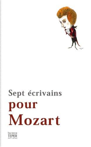 Pour Mozart: Jean-Yves Masson; André