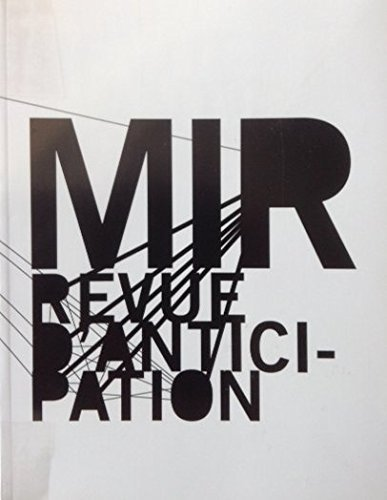 9782916011134: MIR revue d'anticipation N° 1